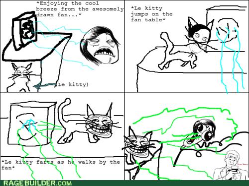 Cats farts pets troll - 6583290880