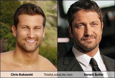 actor celeb chris bukowski funny gerard butler TLL - 6583424256
