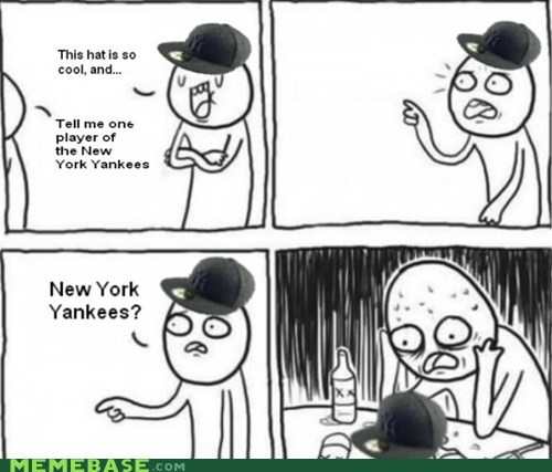 new york yankees baseball hat players