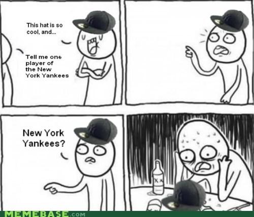 new york yankees baseball hat players - 6583453952