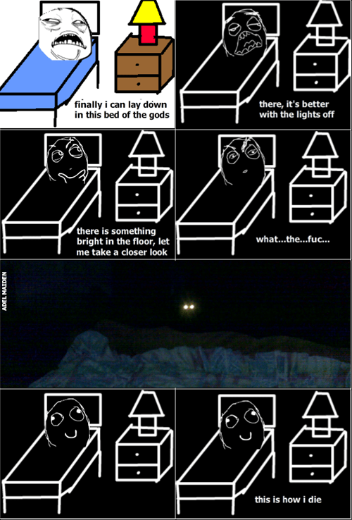 dark Death sleep - 6583622656