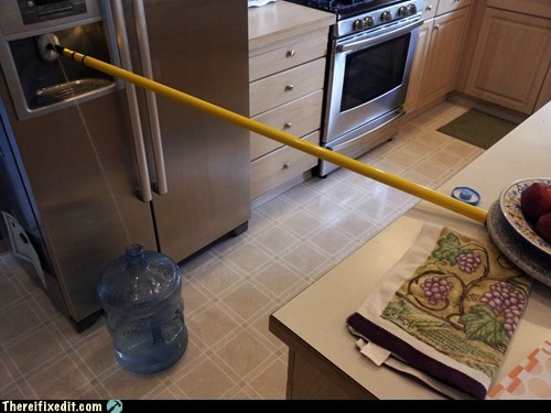 broomstick fridge refrigerator water cooler water jug - 6583719936