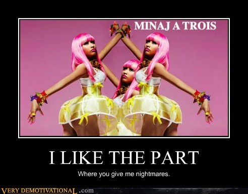 album,niki minaj,scary