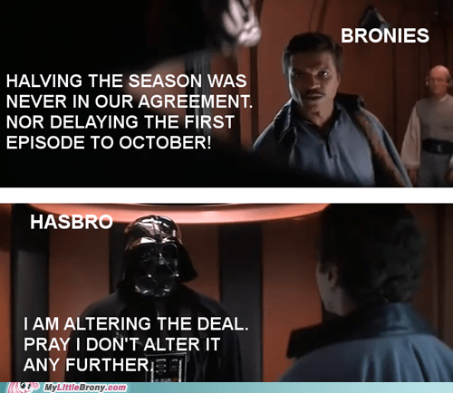 Bronies,darth vader,Hasbro,star wars