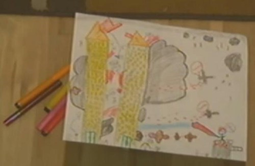 911 elementary school drawings sept-11 This Is All Kinds Of Wrong - 6584770816