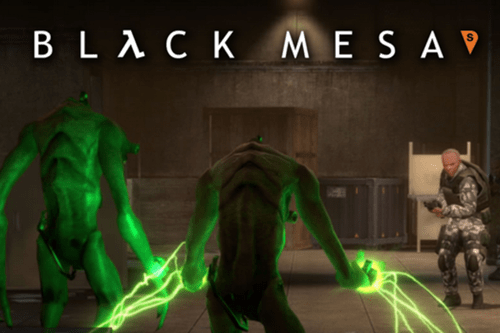 black mesa half life remake source steam valve - 6584889856