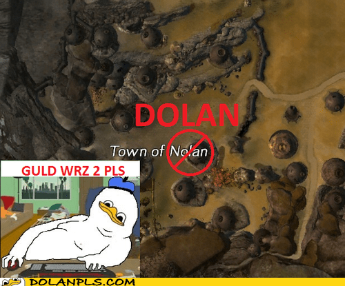 dolan guild wars 2 MMO nolan town video games