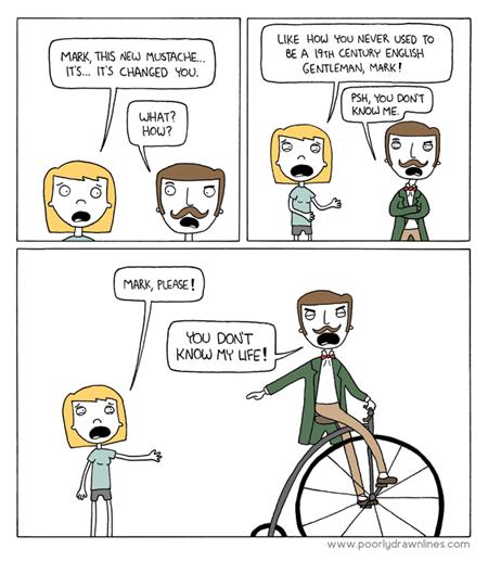 gentlemen,sir,mustache