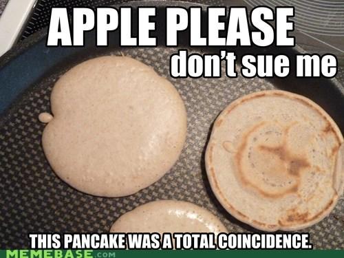 apple lawsuit pancake please sue - 6585060864