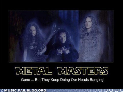 heavy metal,masters,star wars
