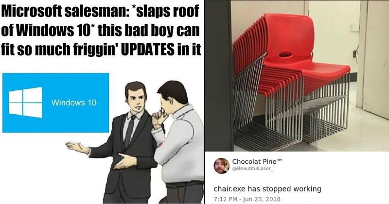 Microsoft Windows Memes