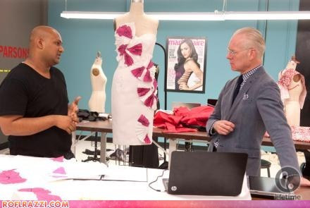 celeb design fashion funny project runway reality tv recap rhrp Tim Gunn TV - 6585539584