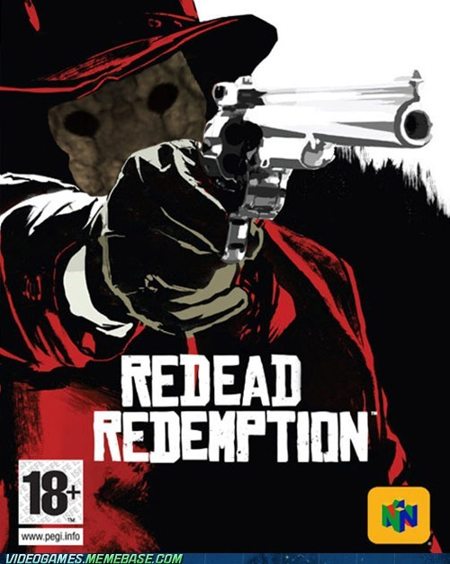 crossover red dead redemption redead zelda - 6586118656