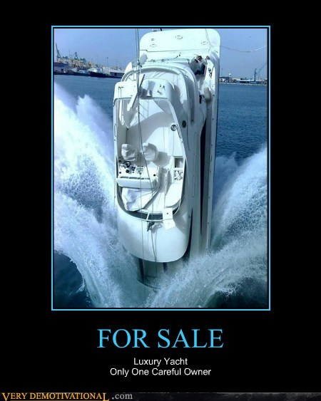 sale boat crash wtf - 6586304512