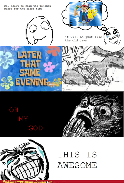 arbok keep reading manga omg rage comic - 6587017984