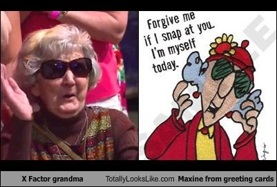 funny grandma maxine TLL - 6587200512