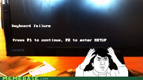 failure how Jackie Chan keyboard my brain is full of - 6587390976