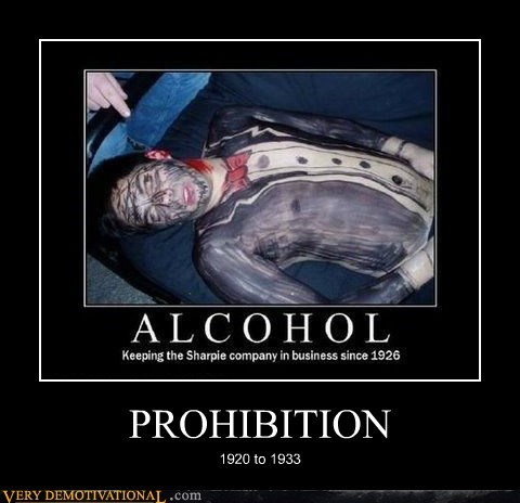 booze parties prohibition sharpie - 6587567872