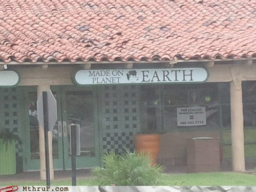 made on planet earth,niche market,planet earth