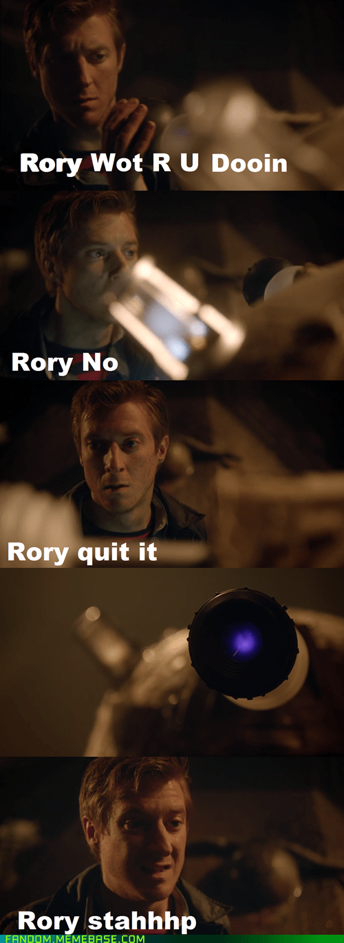 doctor who dolan pls rory scifi series 7 the ponds