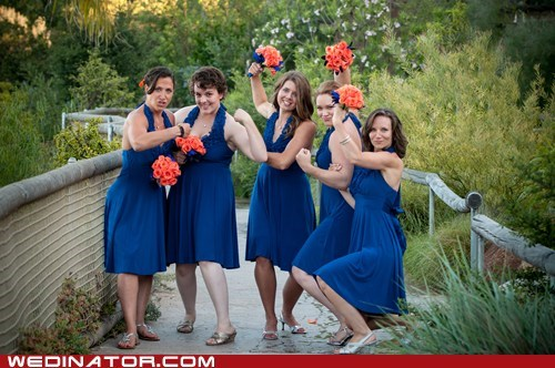 arms bridal party strength muscles flex - 6587799808