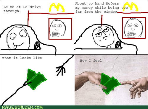 sistine chapel michelangelo McDonald's