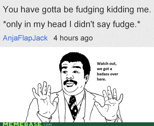 Badass fudge what is a toughie youtube - 6588652032