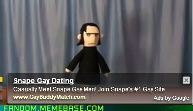 Ad potter puppet pals snape youtube - 6588901120