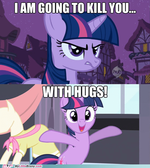 hug,kill,twalot pls,twilight sparkle