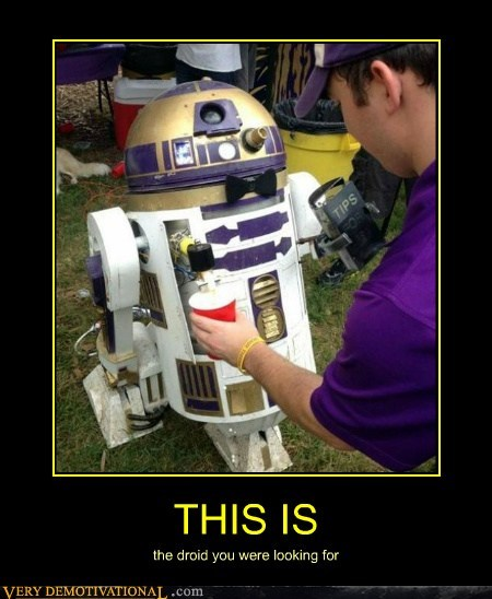 awesome booze droid keg r2d2 - 6589814016