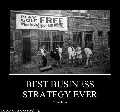BEST BUSINESS STRATEGY EVER Of all time
