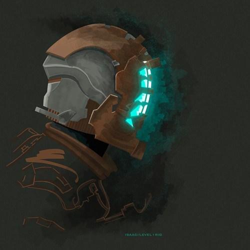 dead space Fan Art video games - 6591204096
