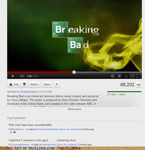 breaking bad gay youtube - 6591339776