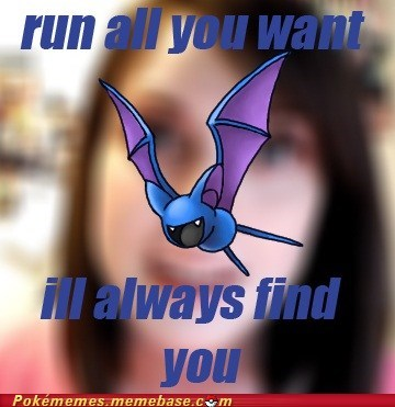 meme overly attached girlfriend zubat