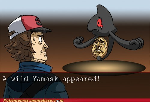 omg read the pokedex entry scary wtf yamask - 6591628800