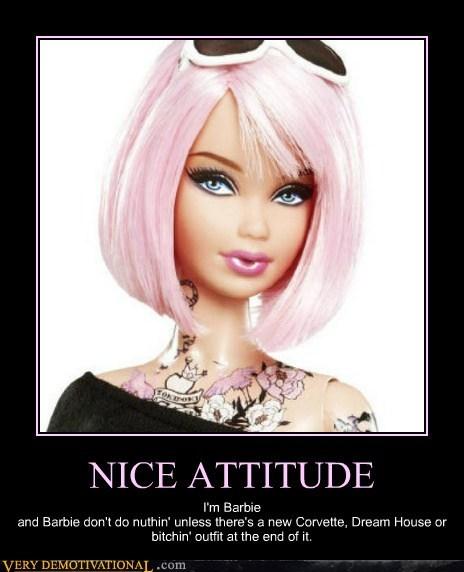 Barbie greedy funny - 6591678720