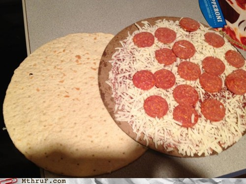 cardboard crust pizza crust