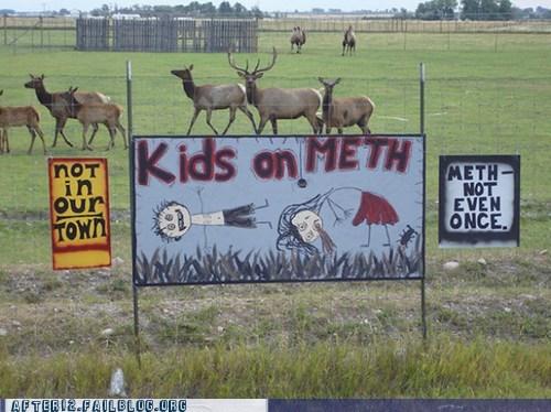 drugs drugs are bad kids on meth meth - 6591830016