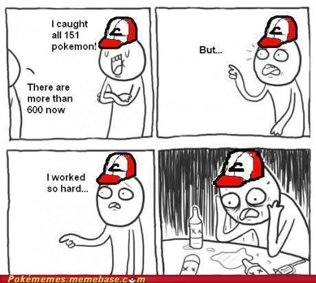 catch em all comic meme too many pokemon - 6591901696
