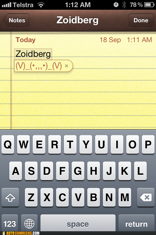 emoticons,replacement text,why not zoidberg,Zoidberg