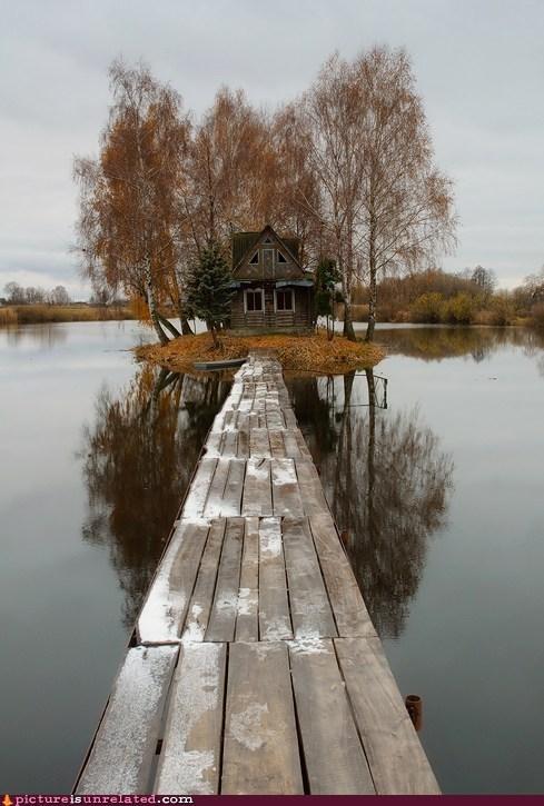 awesome creepy island house location location location - 6592265728