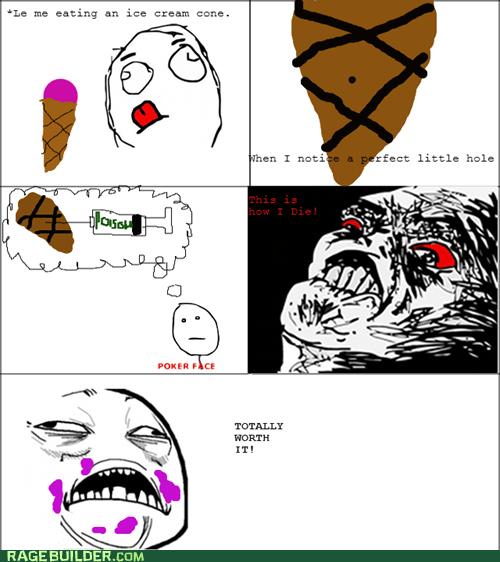 ice cream poison raisin rage sweet jesus have mercy - 6592665088