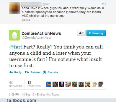 fart,zombie apocalypse,zombie news,zombie