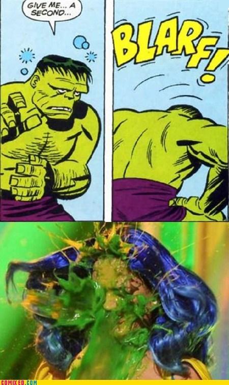 barf hulk slimed sorry - 6593471232
