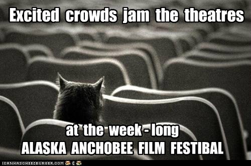 anchovy Movie captions theater film festival cinema Cats