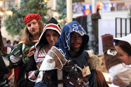 assassins creed,cosplay,video games