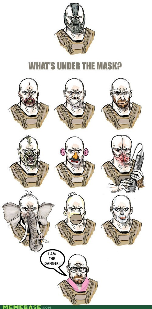 bane mask walter white - 6593779968