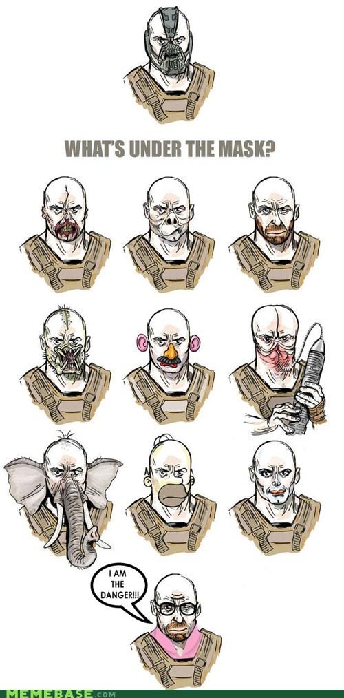 bane mask walter white - 6593779968