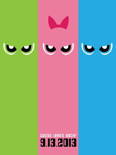cartoons poster powerpuff girls - 6593883136