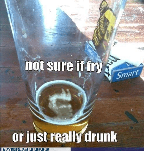 fry,little of both,Not sure if meme,too drunk